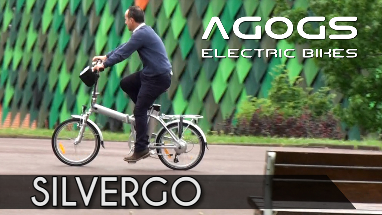 Agogs SilverGo, una e-bike llena de detalles