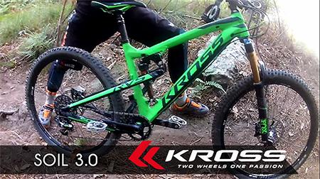 Kross SOIL 3.0, para los recorridos más agresivos