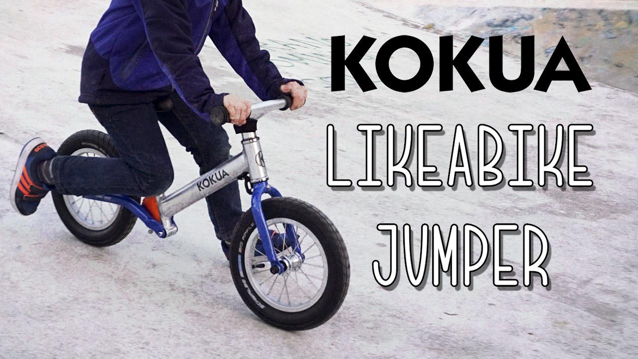 Para los más peques, KOKUA Likeabike Jumper