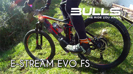 Bulls E-STREAM EVO FS 3 27.5 plus