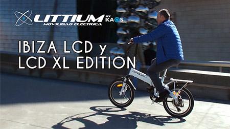 Nuevas LITTIUM IBIZA LCD y LCD XL EDITION