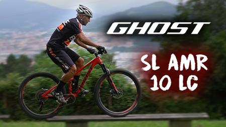 Concebida para la diversión: GHOST SL AMR 10 LC