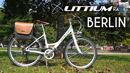 BERLIN: una e-bike vintage con la tecnología DAO