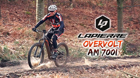 Imparable: LAPIERRE OVERVOLT AM 700i