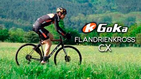 Para los amantes del ciclocross, GoKa Flandrienkross CX