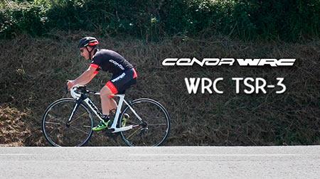 Cómoda y veloz: CONOR WRC TSR-3