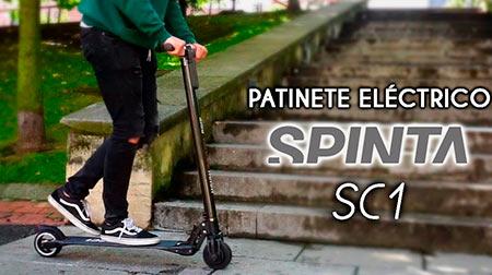 Patinete eléctrico SPINTA SC1