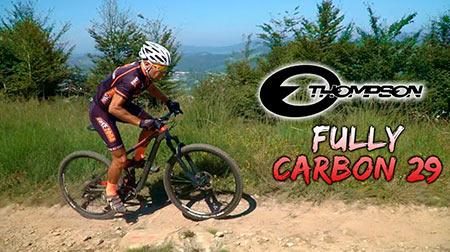 Diversión sin límite: Thompson Fully Carbon 29