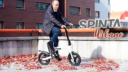 Mejora tu día a día con la SPINTA Urbano