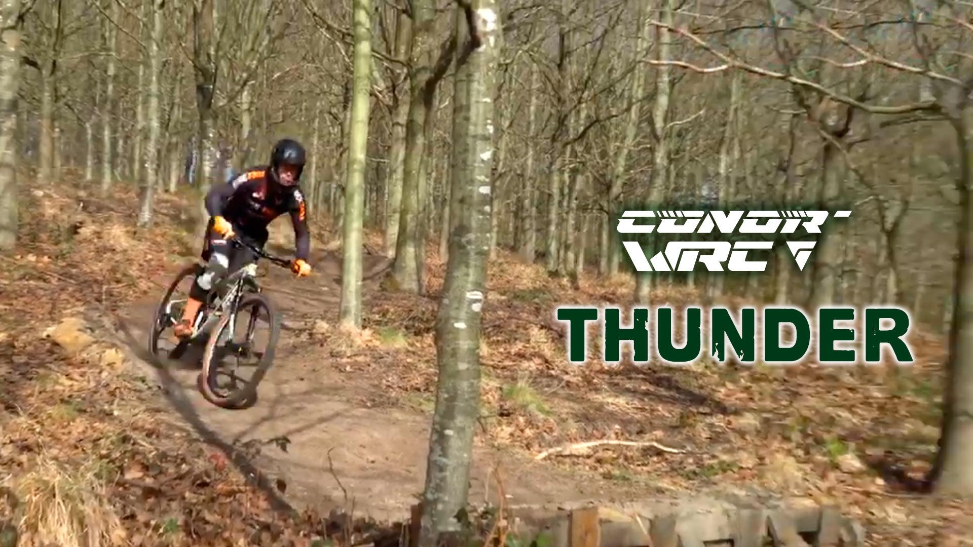 El más puro All Mountain con la CONOR WRC Thunder
