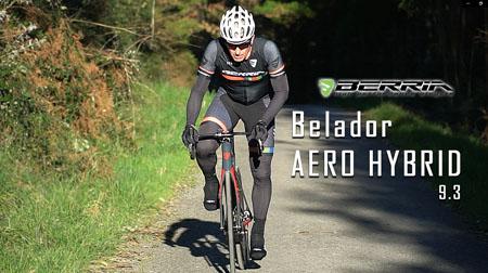 Todo es posible con la Berria Belador Aero Hybrid 9.3