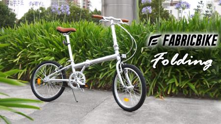 Fabricbike Folding, diseñada para triunfar en la ciudad