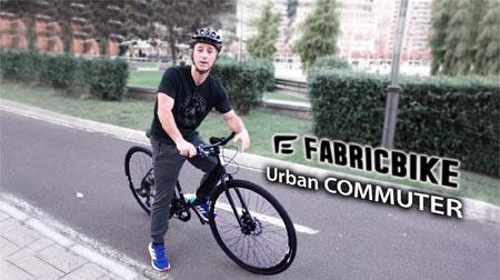 FabricBike urban COMMUTER conquista las ciudades