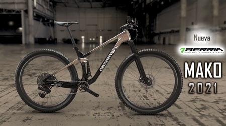 Berria bike presenta la nueva MAKO 2021