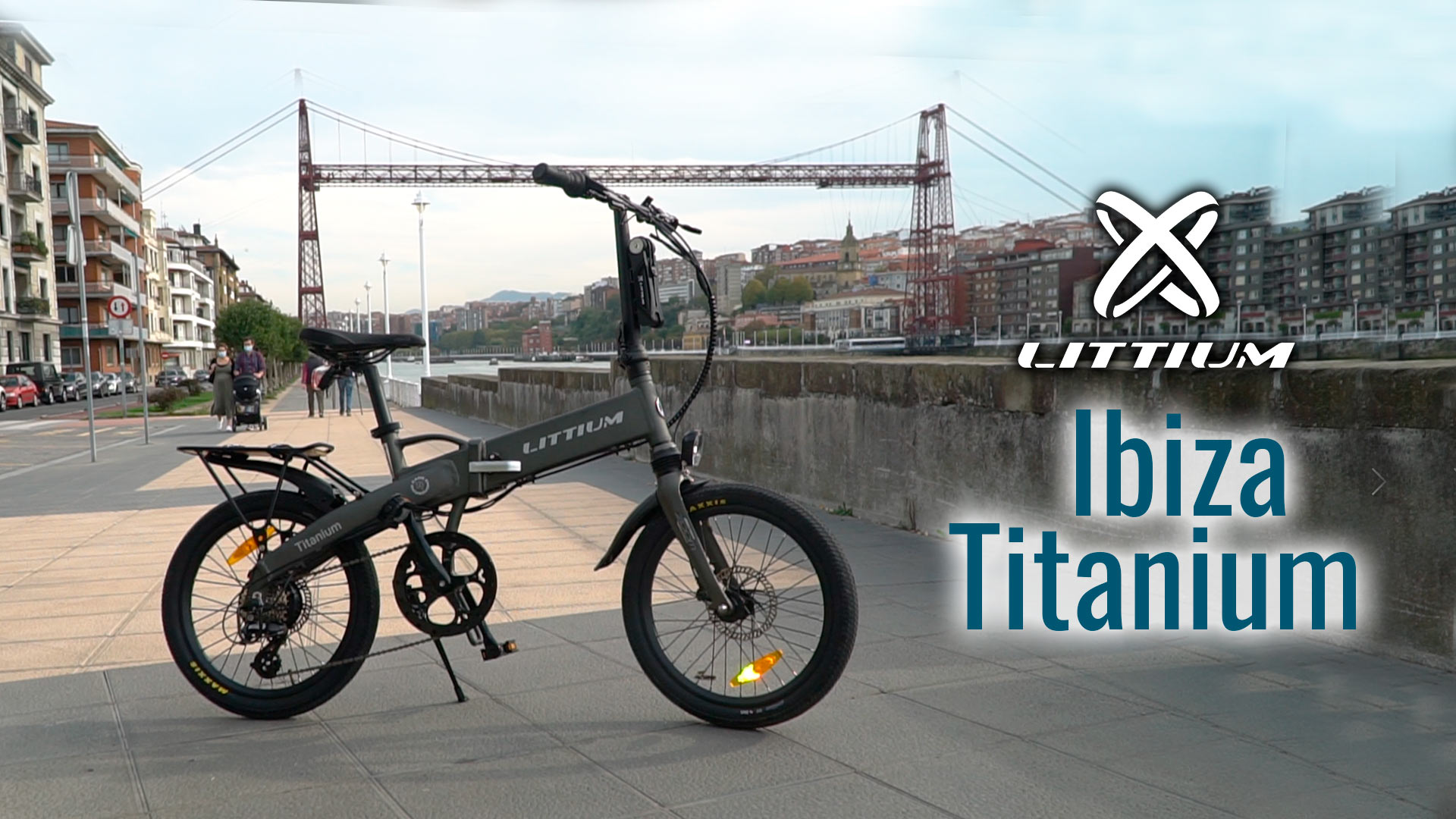 e-Bike Ibiza Titanium, tecnología y estilo propio