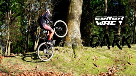 La Conor WRC Dark te convierte en superbiker
