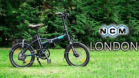 NCM London una e-Folding para disfrutar de la ciudad