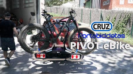 Transporta tus e-bike con el Cruz Pivot ebike 2